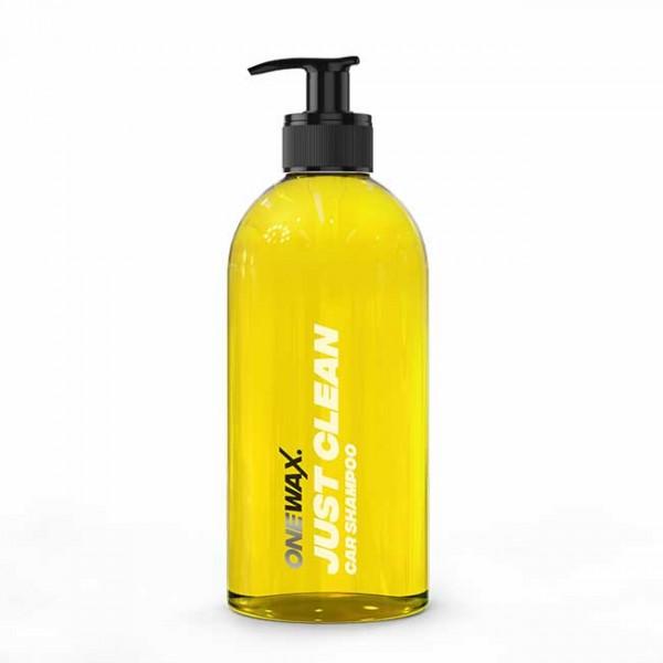 OneWax Just Clean Car Shampoo 500ml
