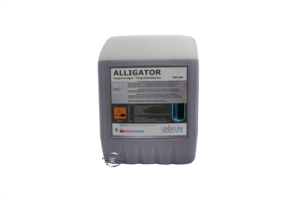 Unikum Alligator - Felgenreiniger&Flugrostentferner