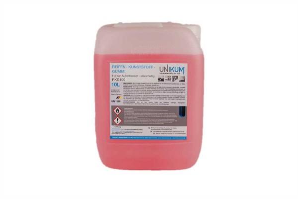 Unikum Reifen-, Kunststoff- und Gummipfleger 10L