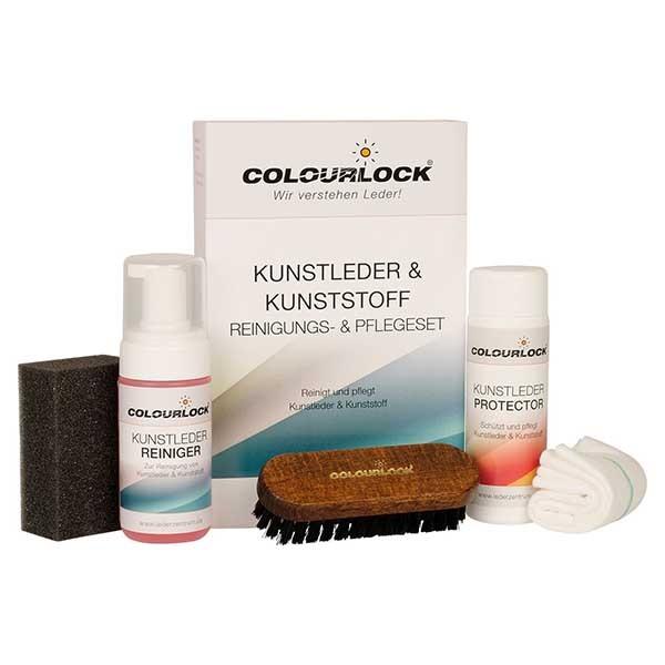 Colourlock Kunstleder Pflegeset 125/150 ml