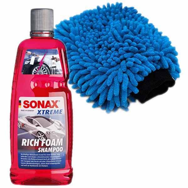 Sonax Waschset Basic #2
