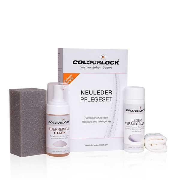 Colourlock Neuleder Pflegeset stark mit Lederversiegelung 125/150 ml