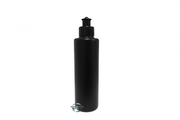 FS Zylindrische Rundflasche + Push Pull Verschluß 250ml