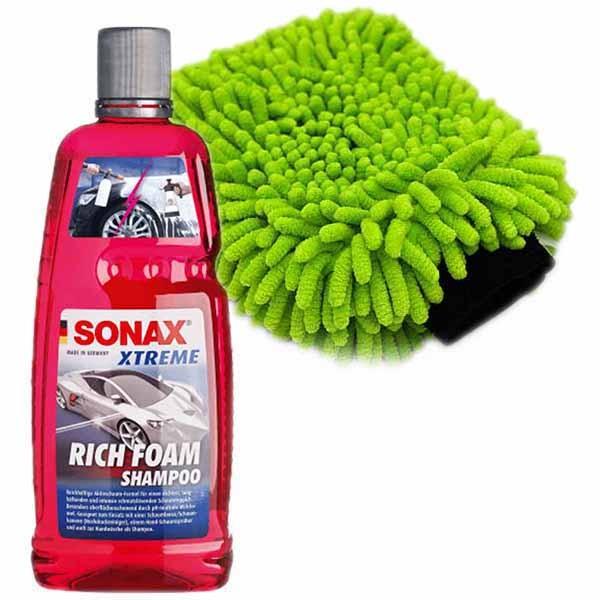 Sonax Waschset Basic #3